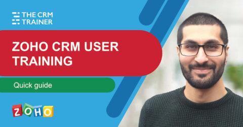 Zoho CRM User Training