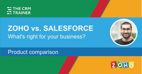 Zoho vs. Salesforce